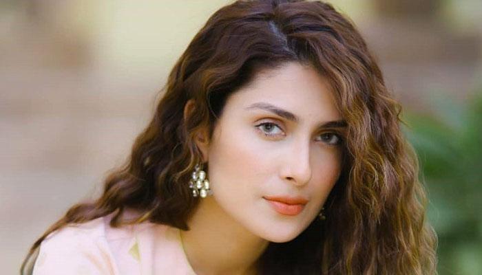 عائزہ خان کی PIA طیارے میں اپنی موجودگی سے متعلق جھوٹی خبروں کی تردید