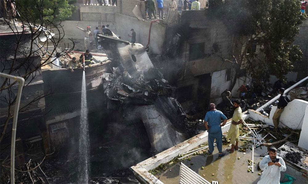 طیارہ حادثہ: انویسٹی گیشن بورڈ قائم
