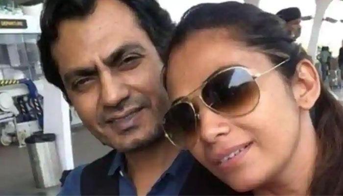 نواز الدین صدیقی کی اہلیہ نے شوہر پر بےعزتی کرنے کے الزامات لگا دیے
