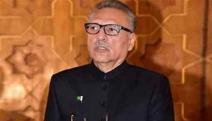دھرتی پر قربان ہونے والے شہداء پر فخر ہے ، صدر عارف علوی