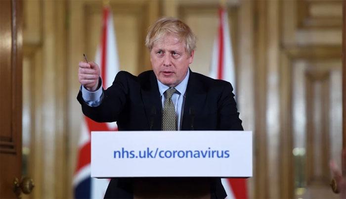کورونا وائرس سے مزید 118 اموات ہوئی ہیں، برطانوی وزیراعظم
