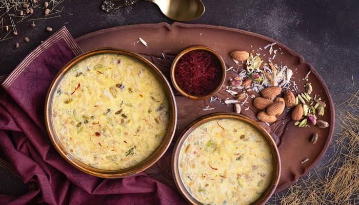 عید دستر خوان: سویاں اور شیر خرما بنانے کا طریقہ