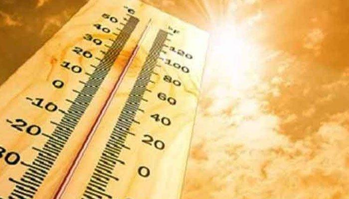 لاہور، درجہ حرارت 42 ڈگری پر پہنچ گیا