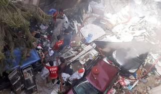 طیارہ حادثے میں جاں بحق خاتون کے والد صدمے سے چل بسے