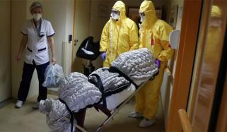 بیلجیئم : کورونا وائرس میں کمی کے باوجود تباہ کاری کا سلسلہ جاری