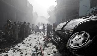 کراچی طیارہ حادثہ اپنے پیچھے کئی المناک داستانیں چھوڑ گیا
