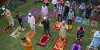 بھارت، بنگلادیش میں آج عید منائی جا رہی ہے