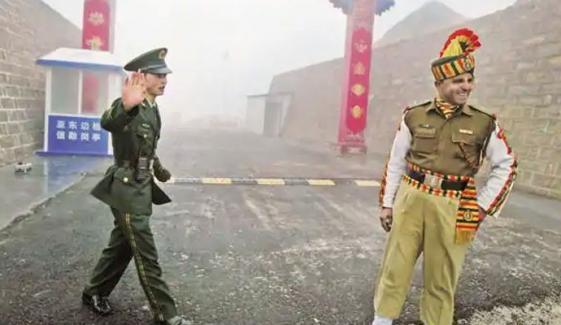 بھارت نے متنازع علاقے کا اسٹیٹس بدلنا چاہا، چین