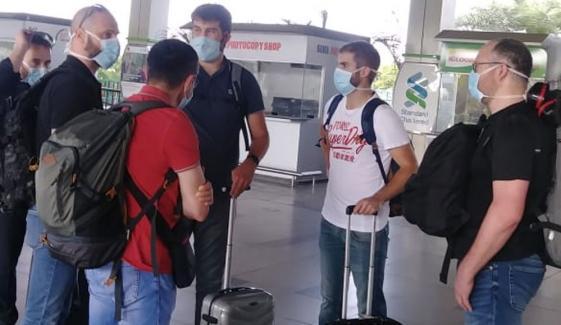 طیارہ حادثہ: ایئر بس تحقیقاتی ٹیم پہنچ گئی