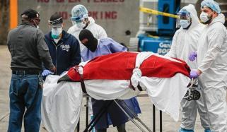 دنیا میں کورونا سے 3 لاکھ 48 ہزار ہلاکتیں