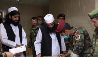 افغان حکومت نے 100طالبان قیدی رہا کردیے
