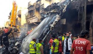 کراچی طیارہ حادثہ، جاں بحق 41 افراد کی شناخت ہوگئی