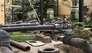 دھابیجی پمپنگ اسٹیشن پر بجلی معطل، کراچی کو پانی کی فراہمی بند