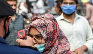 پاکستان: 57616 کورونا مریض، 1 ہزار 196 اموات