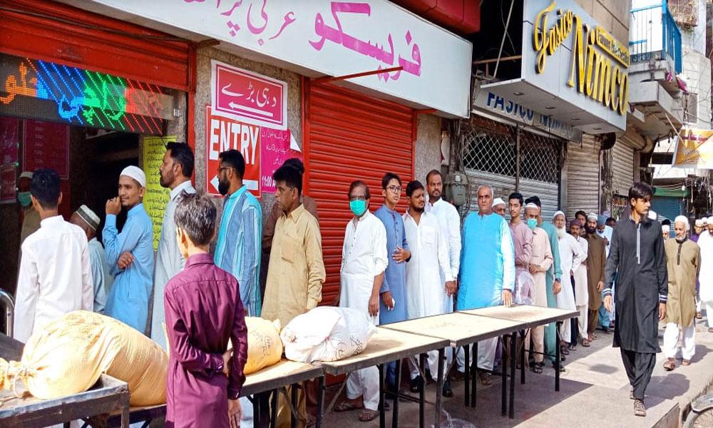 پاکستان: 59850 کورونا مریض، 1 ہزار 231 اموات