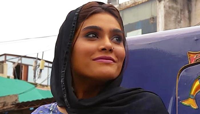 طیارہ حادثے کا شکار زارا عابد کی پہلی شارٹ فلم ریلیز