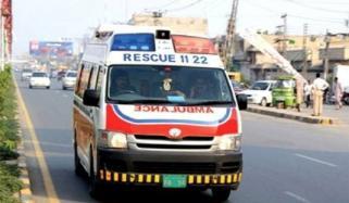 فیصل آباد میں ٹریفک حادثہ، 5 افراد جاں بحق