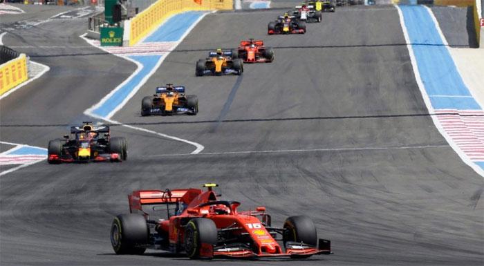 ڈچ فارمولا ون گراں پری اگلے سال تک ملتوی