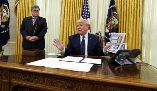ٹرمپ نے سوشل میڈیا کمپنیوں سے متعلق انتظامی حکم نامے پر دستخط کردیے