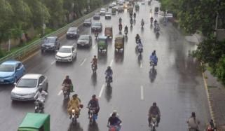 آج سے ملک میں غیر معمولی بارشوں کی پیشگوئی