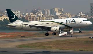 پی آئی اے کی خصوصی پرواز سے 146 مسافروں کی ملتان آمد