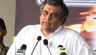 علی زیدی نے چیف سیکریٹری سندھ کیخلاف دخواست دائر کر دی