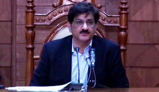 صوبے میں مزید 31 کورونا مریض انتقال کر گئے، وزیرِ اعلیٰ سندھ