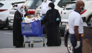 متحدہ عرب امارات: مزید 638 کورونا مریض، 2 کا انتقال