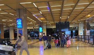 متحدہ عرب امارات میں پھنسے 258 پاکستانی خصوصی پرواز سے کراچی پہنچ گئے
