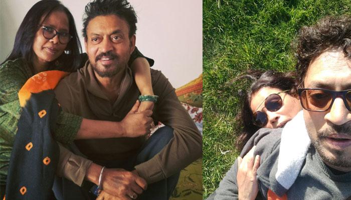 عرفان خان کی موت کو 1 ماہ گزرنے پر اہلیہ کا جذباتی پیغام