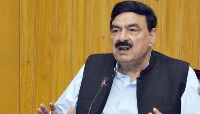 شیخ رشید کی وزیر اعلیٰ پنجاب سے ملاقات