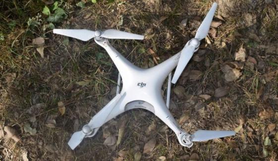 پاک فوج نے ایک اور بھارتی ڈرون مار گرایا