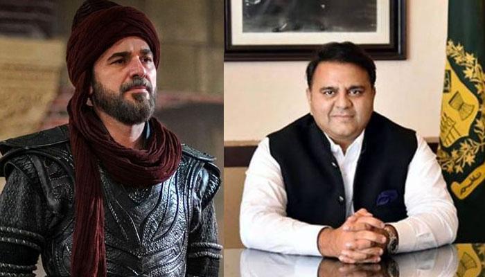 غیر ملکی ڈرامے پاکستانی انڈسٹری کو تباہ کردیں گے : فواد چوہدری