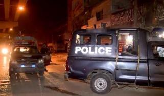 کراچی، گلستان جوہر میں سرچ آپریشن اسلحہ، چوری کا سامان برآمد  