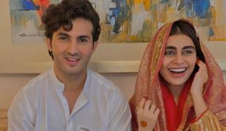 پاکستانی اداکار شہروز سبزواری نے ماڈل صدف کنول سے شادی کرلی