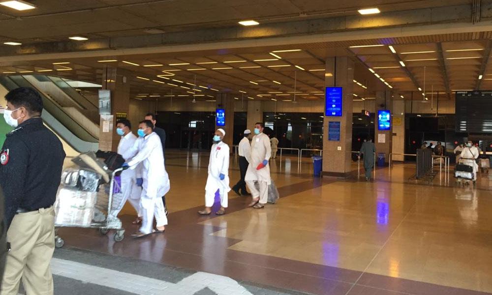 فضائی حدود کھلنے کے بعد پاکستان کیلئے غیرملکی ایئر لائنز کا فلائٹ آپریشن شروع