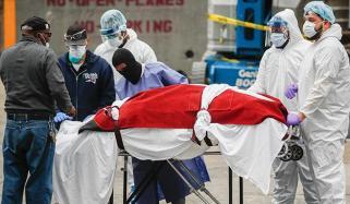 دنیا میں کورونا ہلاکتیں ساڑھے 3 لاکھ سے زائد