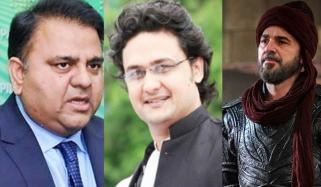 'ارطغرل غازی' کی مخالفت، فیصل جاوید کا فواد چوہدری کو جواب