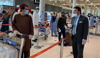 دبئی سے شہریوں کے انخلاء میں افغانستان بازی لے گیا