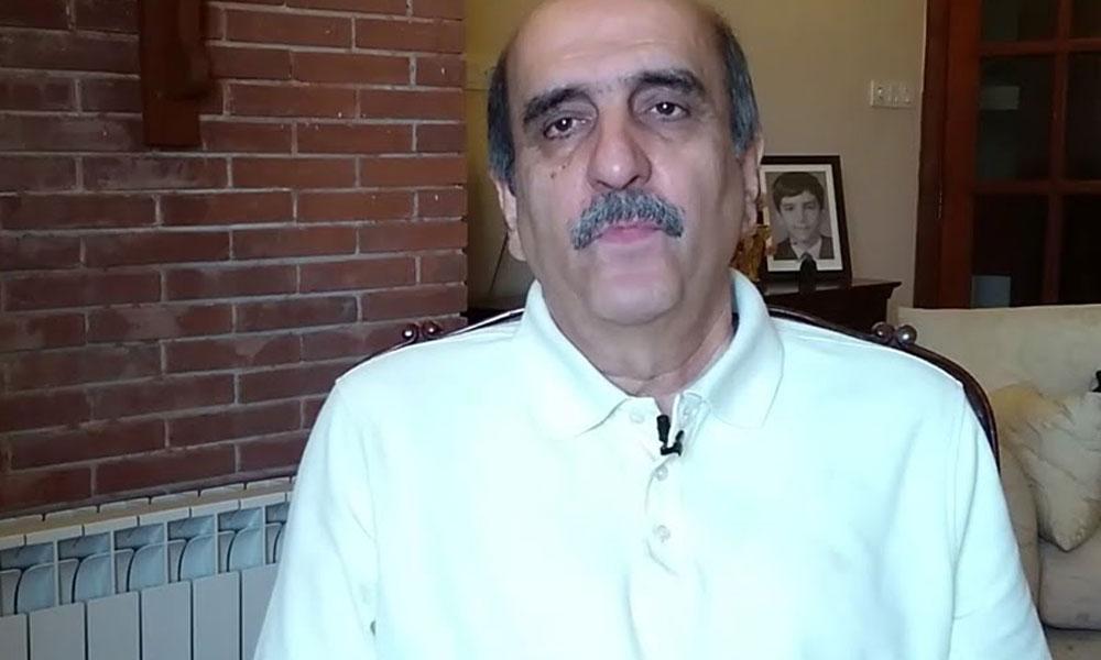 اکبر ایس بابر کو دھمکیاں مل رہی ہیں: وکیل احمد حسن