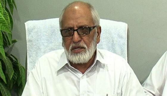 ''ٹراسپورٹ بحالی پر وزیراعلیٰ سندھ کا شکر گزار ہوں''