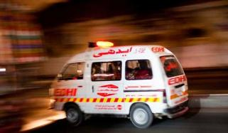 شکارپور یونین آف جرنسلٹ کے رہنما جمیل مہر پر فائرنگ، اسپتال منتقل