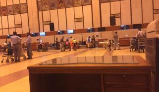 شنگھائی سے پاکستانیوں کی کراچی آمد، 125 مسافر بحرین روانہ