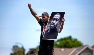 امریکا: سیاہ فام جارج فلائیڈ کی ہلاکت کے خلاف ساتویں روز بھی مظاہرے