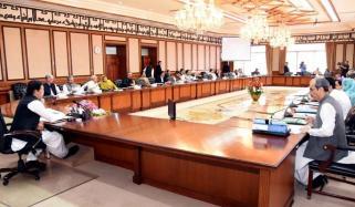 وفاقی کابینہ کی قومی رابطہ کمیٹی کے کورونا سے متعلق فیصلوں کی توثیق