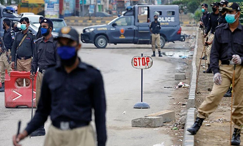 کراچی، کورونا سے ایک اور پولیس اہلکار چل بسا، تعداد 7 ہوگئی