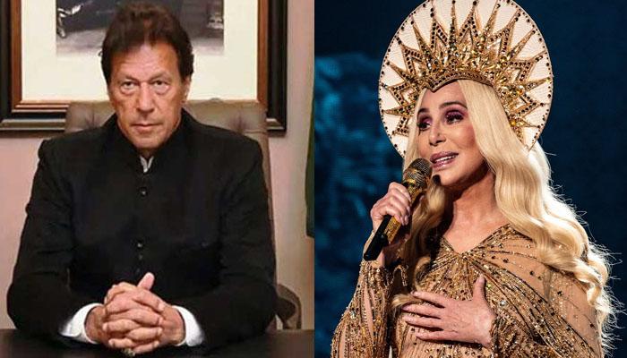 امریکی گلوکارہ چیر عمران خان کی مداح  نکلیں