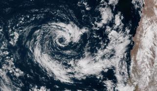 بحیرہ عرب میں موجود سمندری طوفان کی شدت میں مزید اضافہ