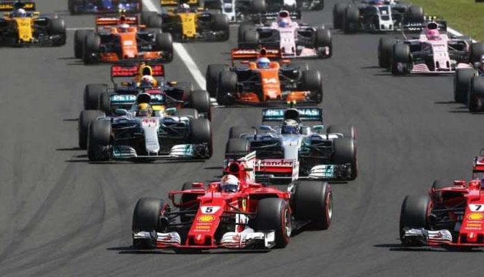 کورونا پازیٹو آنے پر فارمولا ون ریسز جاری رکھنے کا اعلان