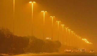 کراچی میں آندھی اور طوفان سے 4 افراد ہلاک